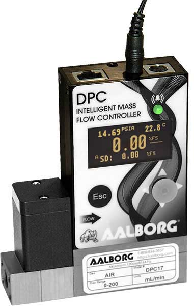 Mass Flow Meters / Controllers
