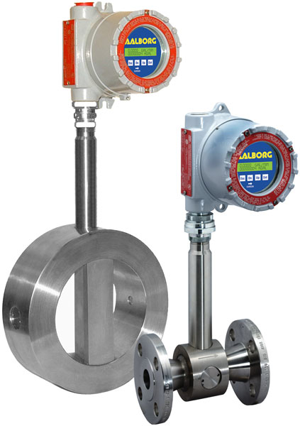 Multi-Parameter Vortex Flow Meters [mVX]