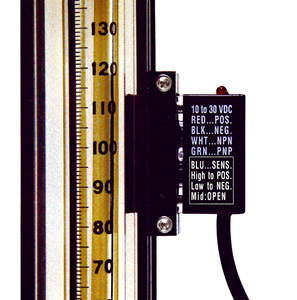 model T single flow tube PTFE meters