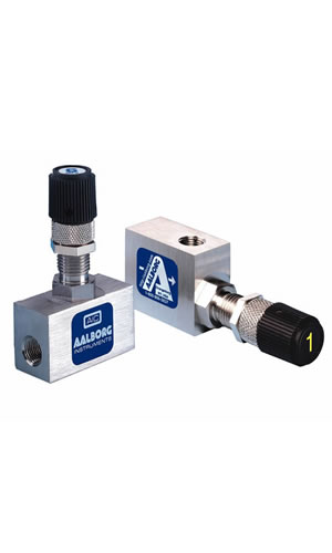 VB precision barstock valves