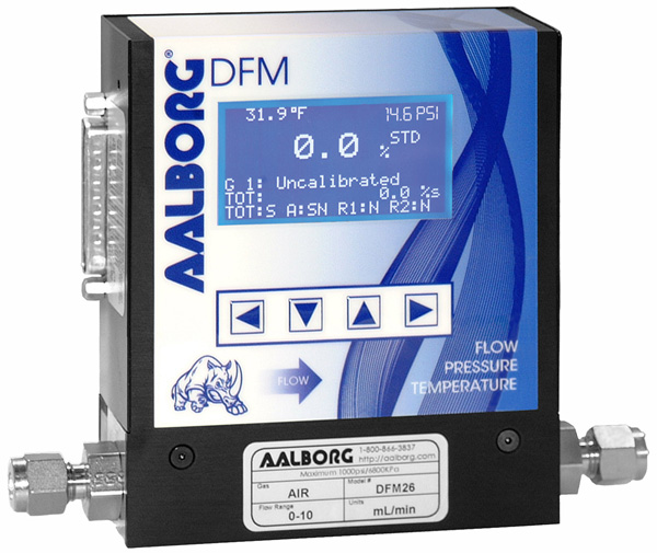 DFM digital mass flow meter