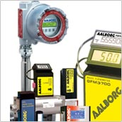 Digital and Analog Flow Meters / Controllers